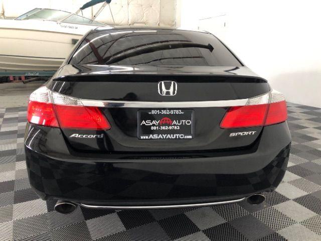 2013 Honda Accord Sport LINDON, UT 6