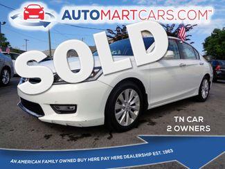2013 Honda Accord EX-L | Nashville, Tennessee | Auto Mart Used Cars Inc. in Nashville Tennessee