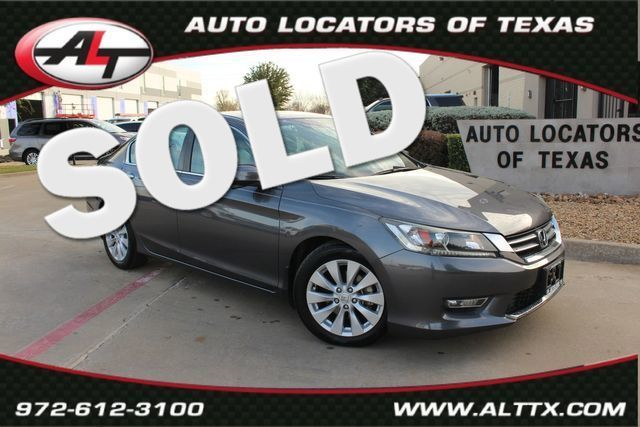 2013 Honda Accord EX-L | Plano, TX | Consign My Vehicle in  TX