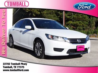 2013 Honda Accord LX in Tomball, TX 77375