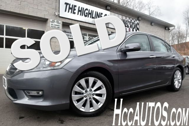 2013 Honda Accord EX-L Waterbury, Connecticut