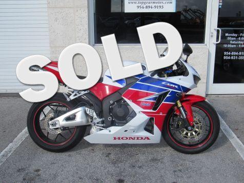 2013 Honda CBR600RR  in Dania Beach, Florida