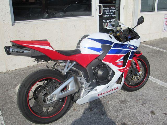 2013 Honda CBR600RR in Dania Beach Florida, 33004