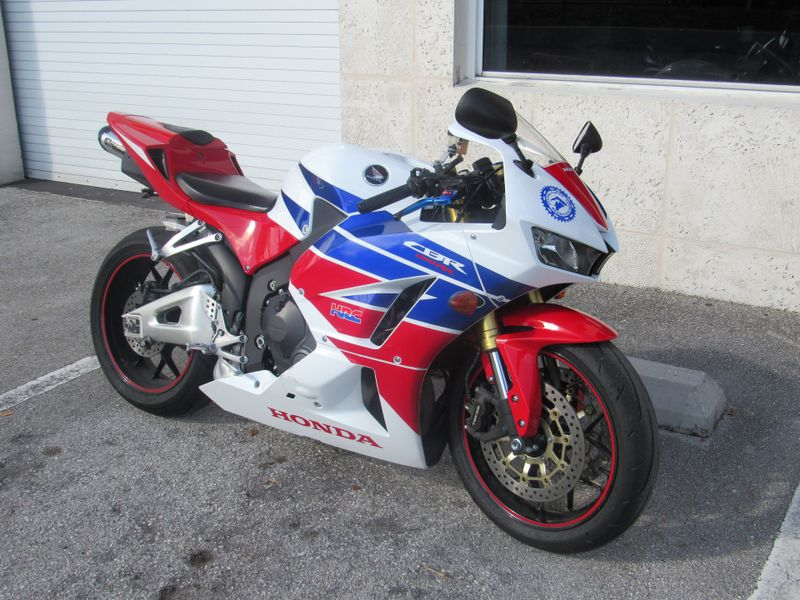 2013 Honda CBR600RR   city Florida  Top Gear Inc  in Dania Beach, Florida