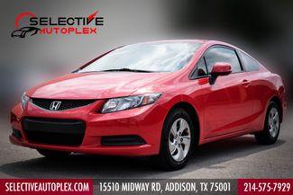 2013 Honda Civic Back Up Camera LX in Addison, TX 75001