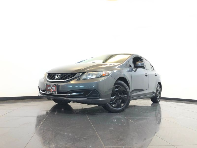 2013 Honda Civic *Get APPROVED In Minutes!* | The Auto Cave in Addison