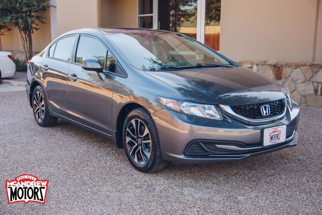 2013 Honda Civic EX in Arlington, Texas 76013