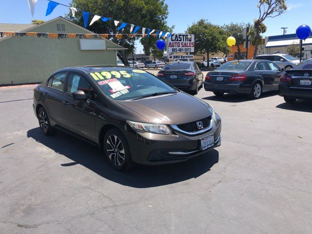 2013 Honda Civic EX in Arroyo Grande, CA 93420