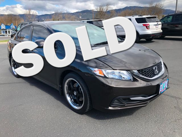 2013 Honda Civic LX | Ashland, OR | Ashland Motor Company in Ashland OR