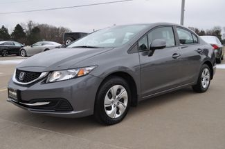 2013 Honda Civic LX in Bettendorf, Iowa 52722