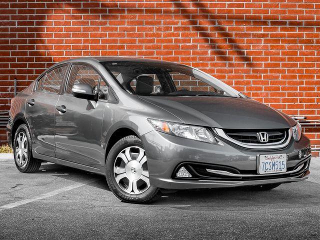 2013 Honda Civic Burbank, CA 1