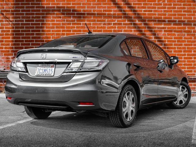 2013 Honda Civic Burbank, CA 4