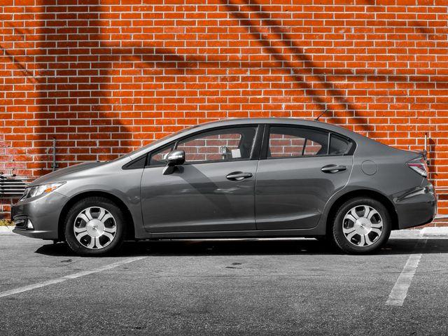 2013 Honda Civic Burbank, CA 7