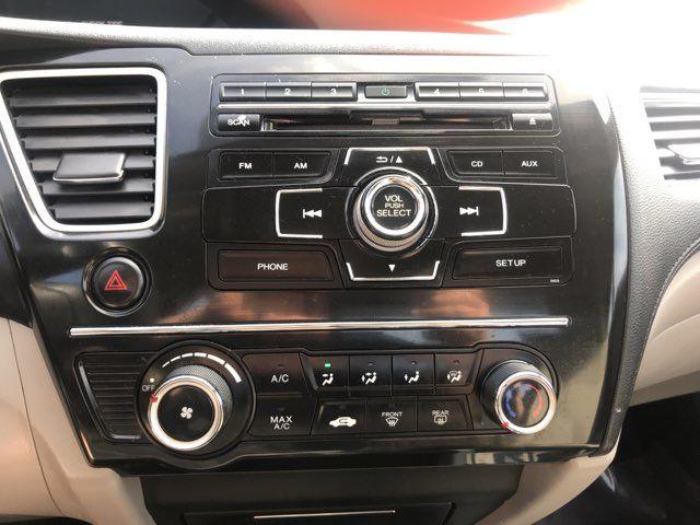 2013 Honda Civic LX in Carrollton, TX 75006