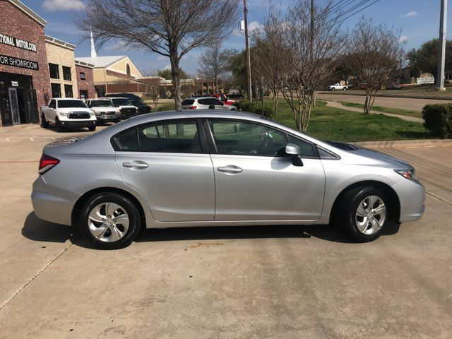 2013 Honda Civic LX in Carrollton, TX 75006