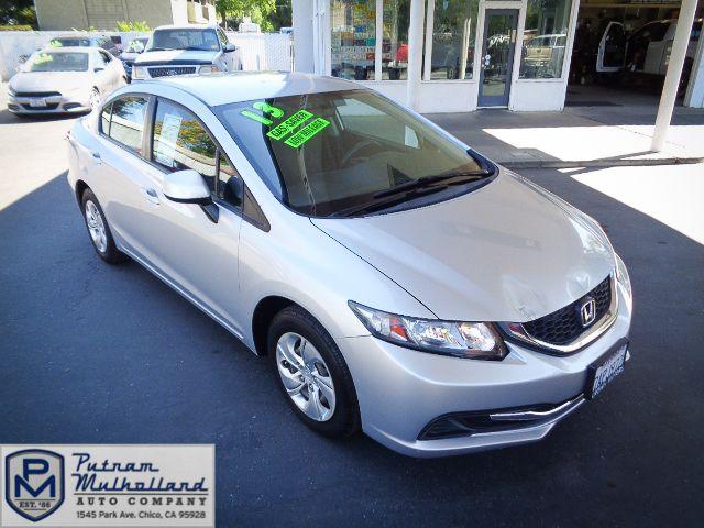 2013 Honda Civic LX in Chico, CA 95928