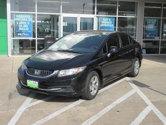 2013 Honda Civic LX in Dallas, TX 75237