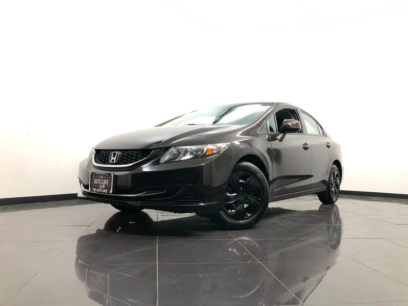 2013 Honda Civic *Affordable Financing* | The Auto Cave in Dallas
