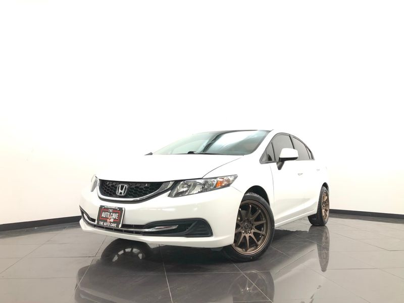 2013 Honda Civic *Drive TODAY & Make PAYMENTS* | The Auto Cave in Dallas
