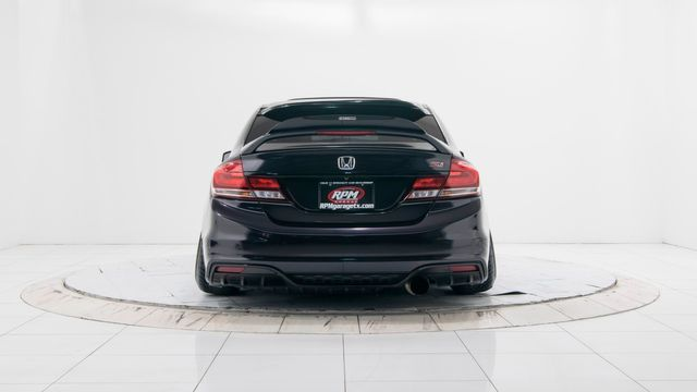 2013 Honda Civic Si Bagged with Many Upgrades in Dallas, TX 75229