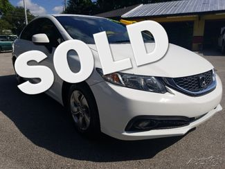 2013 Honda Civic LX Dunnellon, FL