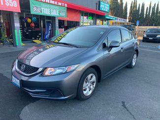 2013 Honda Civic LX in Hayward, CA 94541