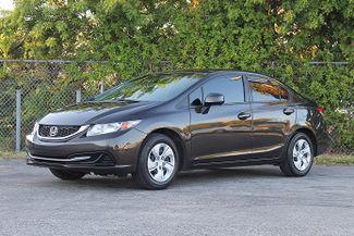 2013 Honda Civic LX Hollywood, Florida 27