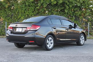 2013 Honda Civic LX Hollywood, Florida 4