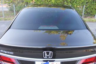 2013 Honda Civic LX Hollywood, Florida 38
