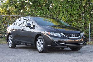 2013 Honda Civic LX Hollywood, Florida 1