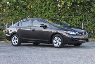 2013 Honda Civic LX Hollywood, Florida 3