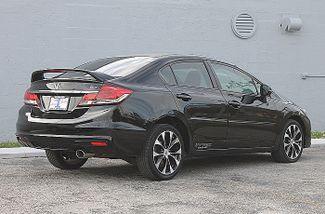 2013 Honda Civic Si Hollywood, Florida 4