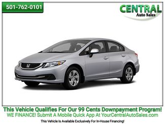 2013 Honda Civic in Hot Springs AR