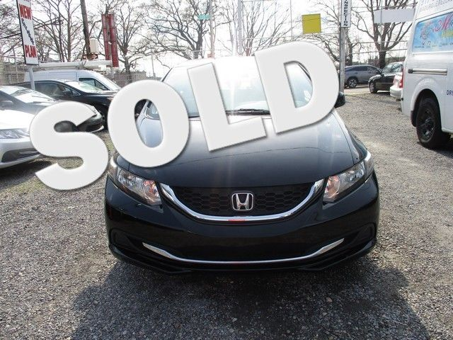 2013 Honda Civic LX Jamaica, New York