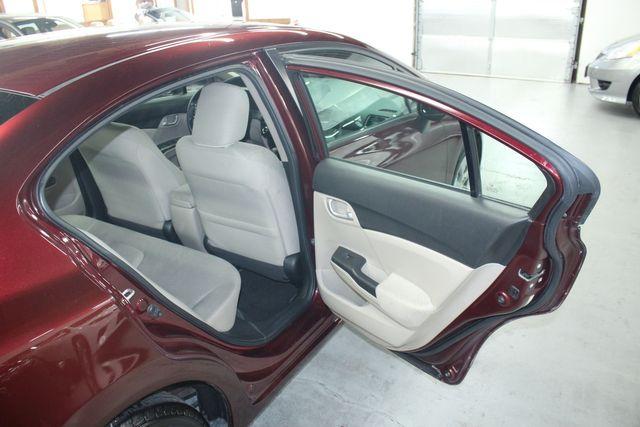 2013 Honda Civic LX Kensington, Maryland 34