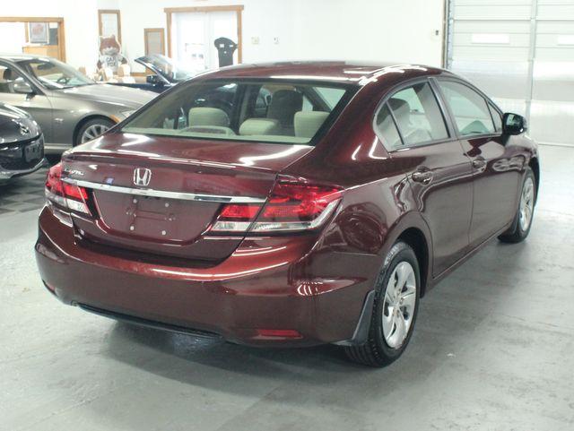 2013 Honda Civic LX Kensington, Maryland 4