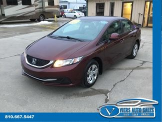 2013 Honda Civic LX in Lapeer, MI 48446