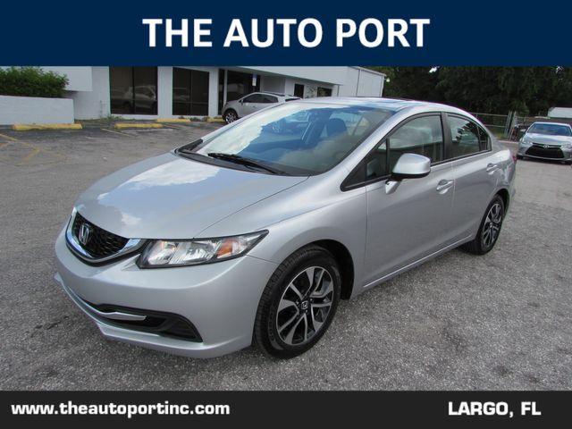 2013 Honda Civic EX in Largo, Florida 33773