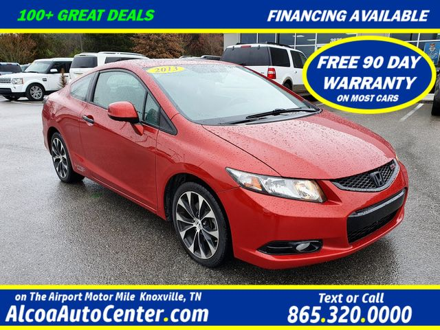 2013 Honda Civic Si Coupe 6-Speed Manual