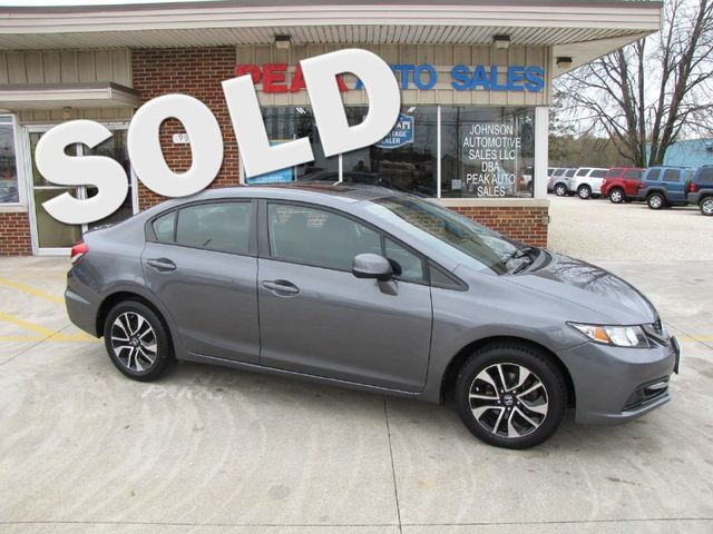 2013 Honda Civic EX in Medina, OHIO 44256