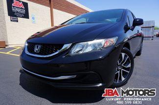 2013 Honda Civic EX Sedan ONLY 58k LOW MILES ~ Sunroof Rear Camera | MESA, AZ | JBA MOTORS in Mesa AZ