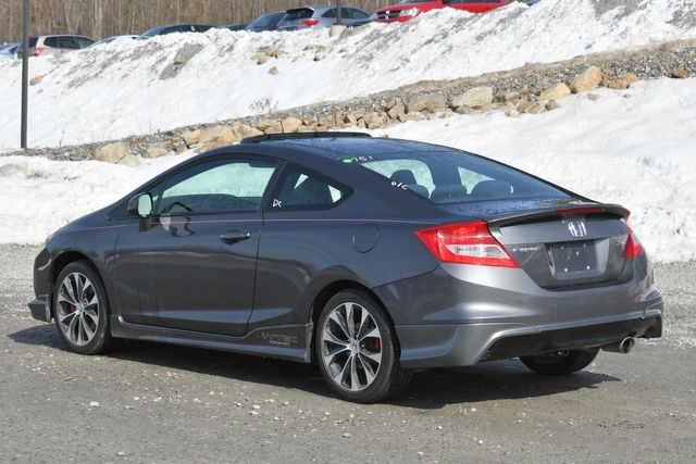 2013 Honda Civic Si Naugatuck, Connecticut 4