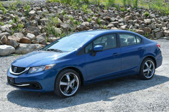 2013 Honda Civic LX Naugatuck, Connecticut 2