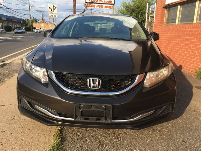 2013 Honda Civic EX New Brunswick, New Jersey 1