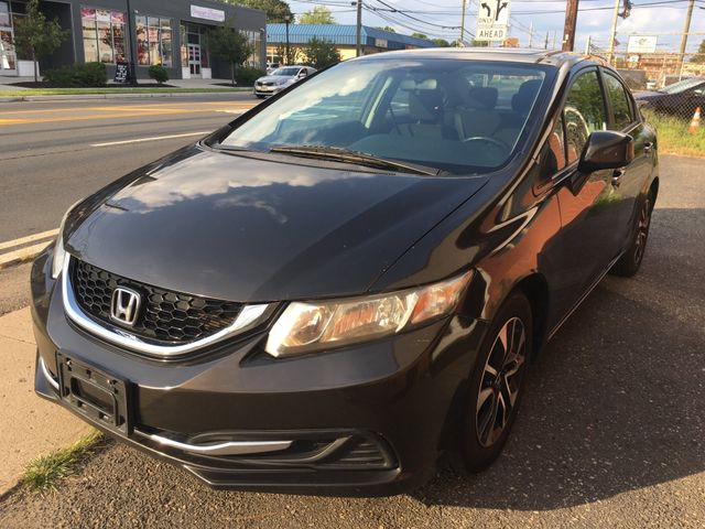 2013 Honda Civic EX New Brunswick, New Jersey 2