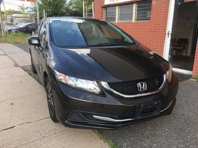2013 Honda Civic EX New Brunswick, New Jersey 4