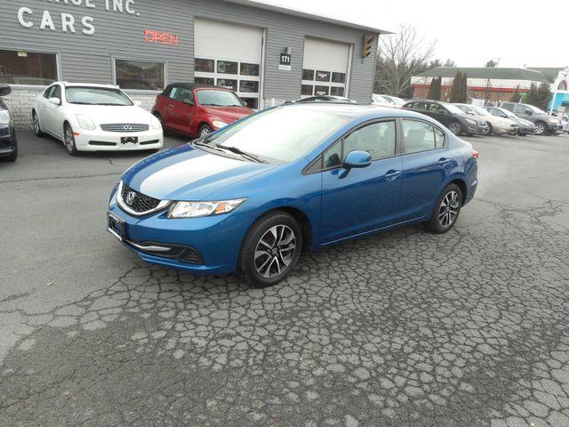 2013 Honda Civic EX New Windsor, New York 1