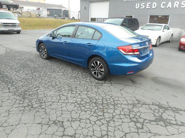 2013 Honda Civic EX New Windsor, New York 2