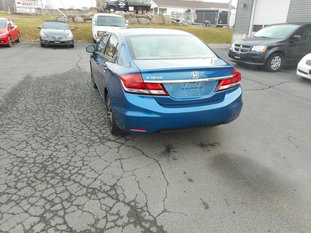 2013 Honda Civic EX New Windsor, New York 3