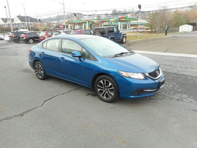 2013 Honda Civic EX New Windsor, New York 8